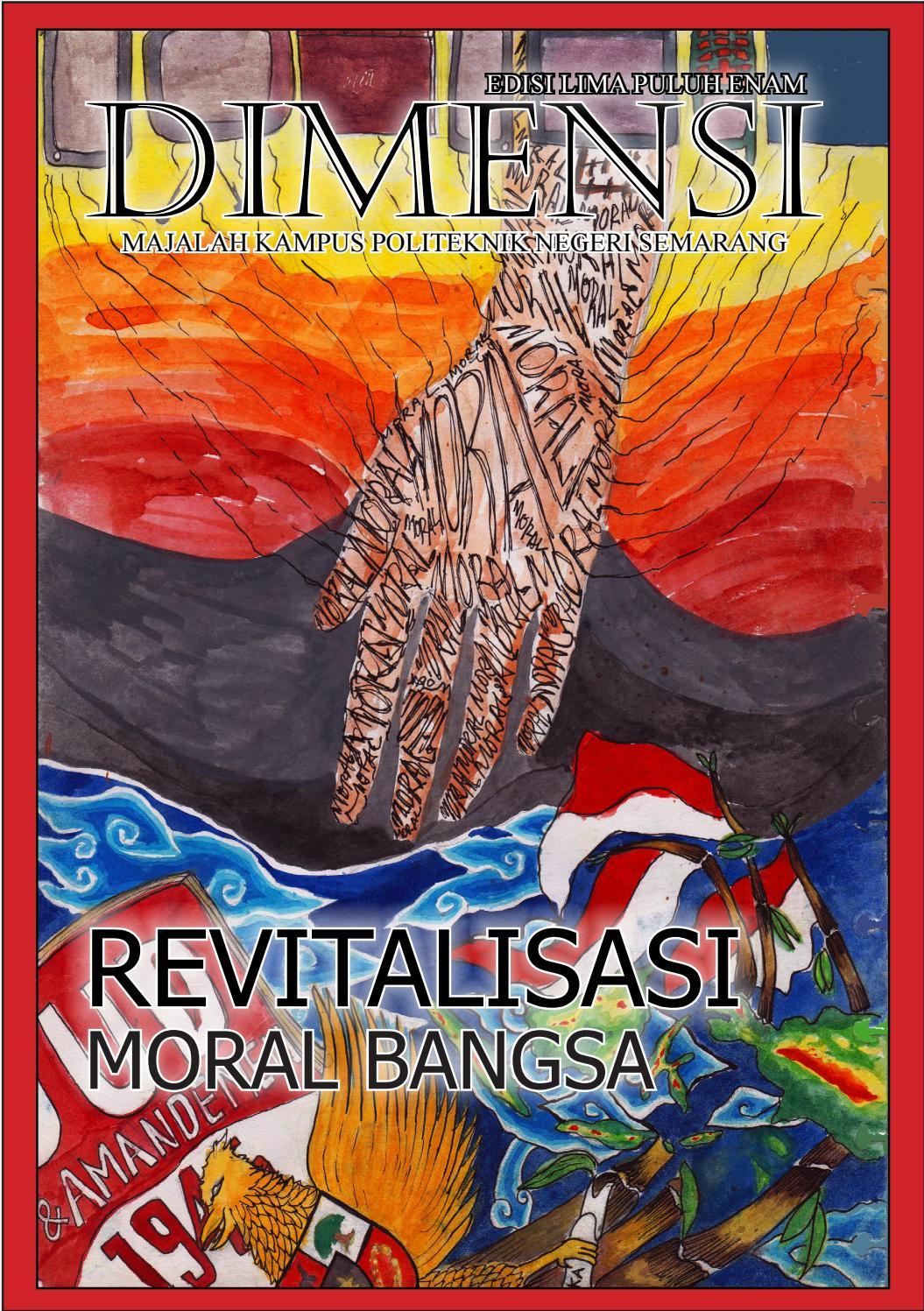 Majalah DIMENSI Edisi 56 By LPM Dimensi Polines Issuu