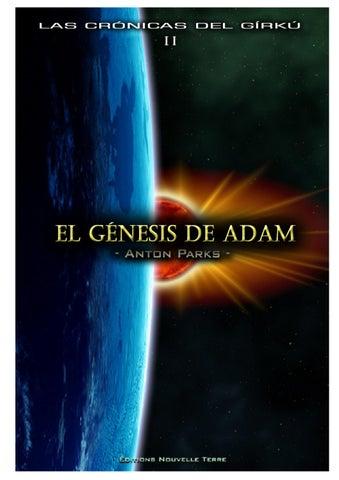 Resultado de imagen de El Génesis de Adam