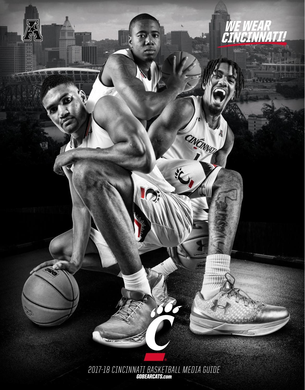 2017-18 Cincinnati Men's Basketball Media Guide by UCBearcats - issuu
