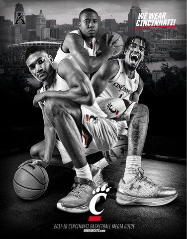 fc7311f7f903 2017-18 Cincinnati Men s Basketball Media Guide by UCBearcats - issuu