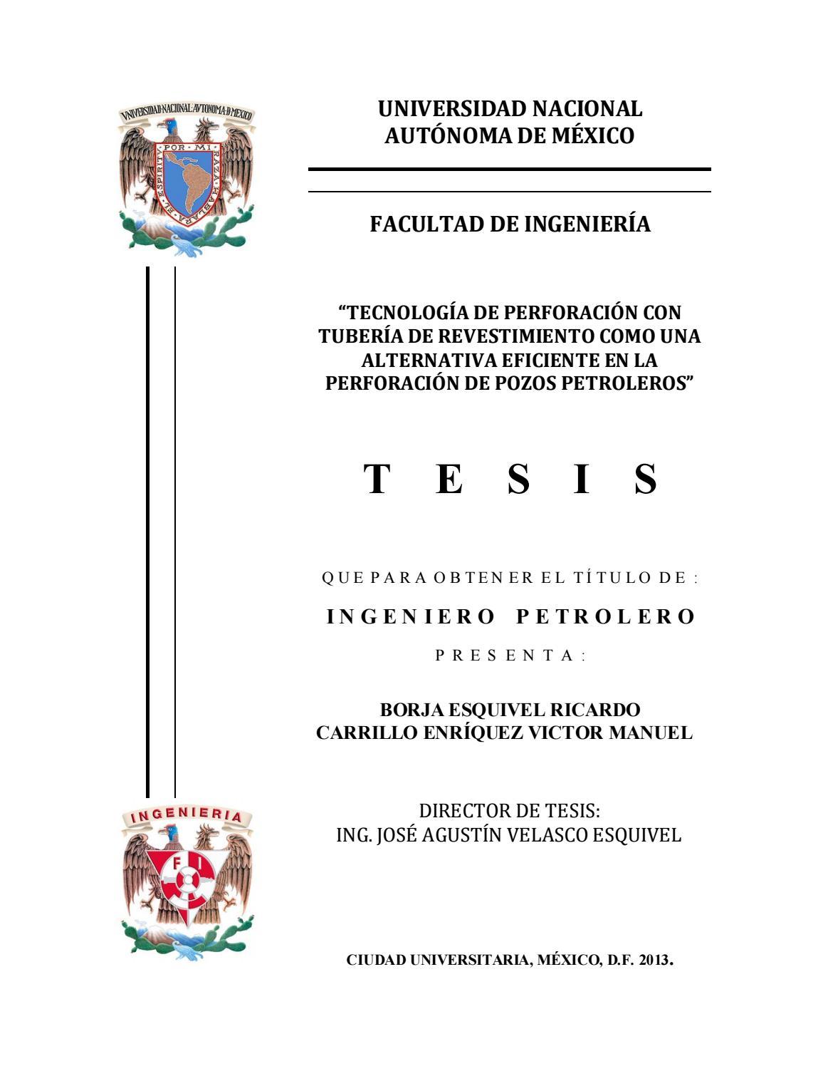 Tesislista by Rhuddy Rodrigo Galvez Terrazas - issuu
