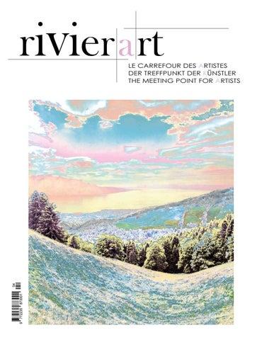 Rivierart n26 11 2017 by Rivierart - issuu