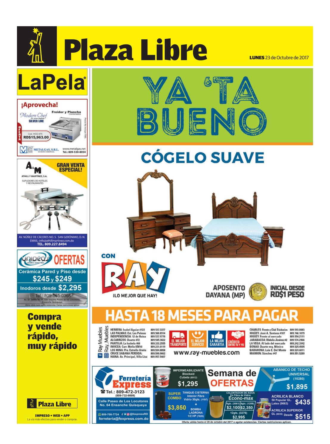 Carte Accord D Economax.Pl20171023 By Diario Libre Issuu