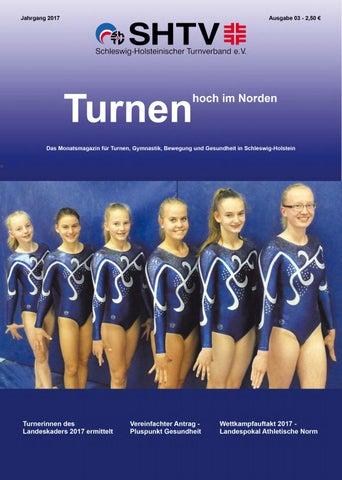 Turnen Hoch im Norden 032017 by SHTV issuu