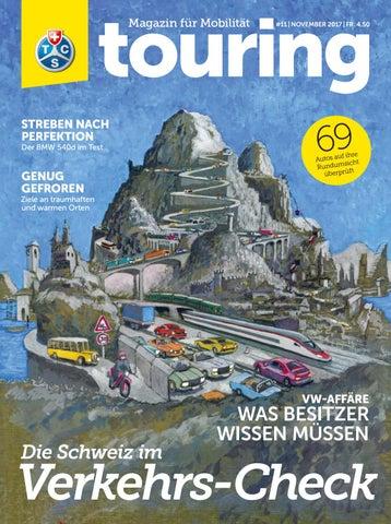 Touring 11 / 2017 Deutsch By Touring Club Schweiz Suisse Svizzera ...