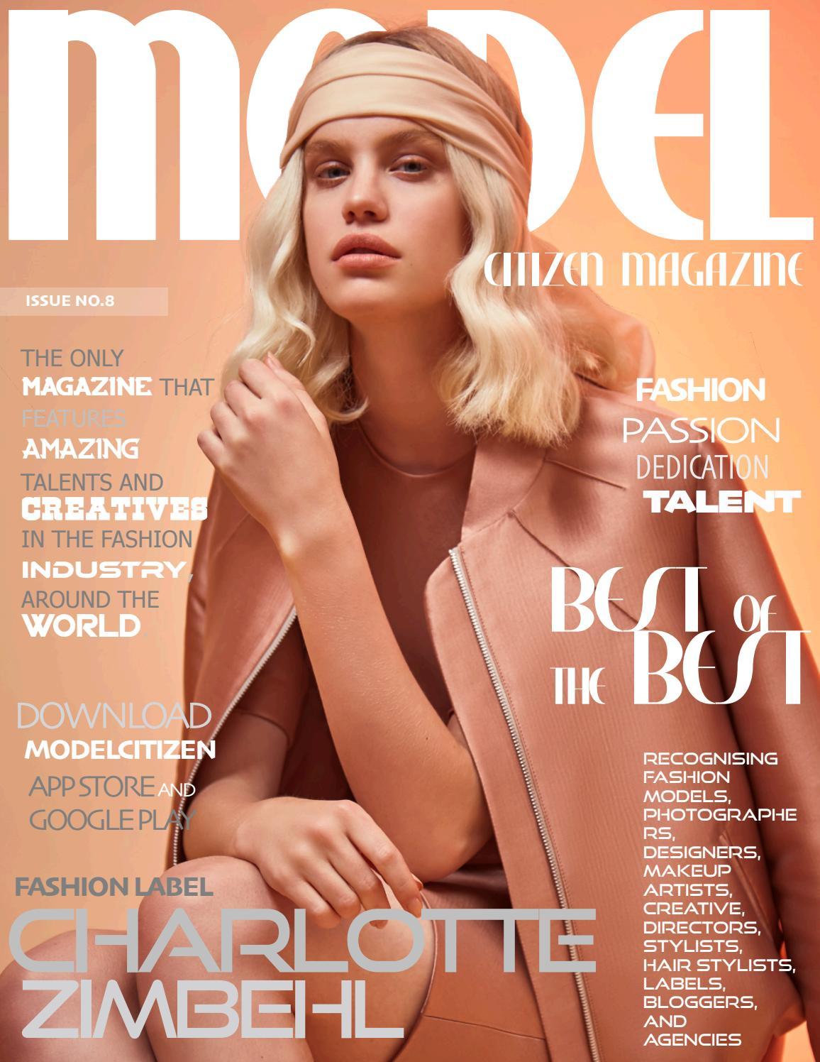 Model citizen magazine issue 8
