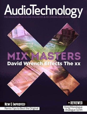 AudioTechnology App Issue 41 by Alchemedia Publishing - issuu