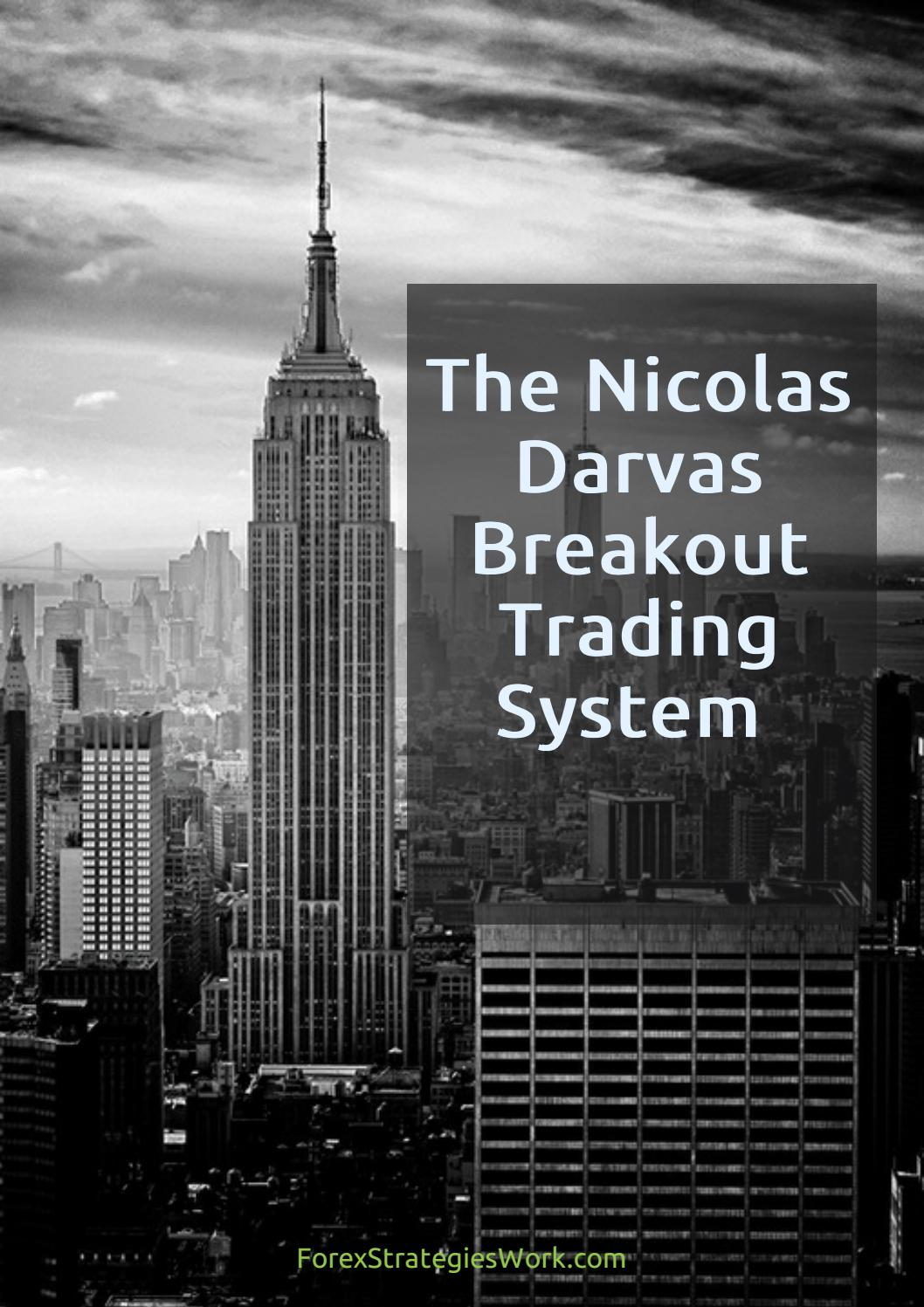 Nicolas Darvas Trading System PDF Download by Advanced Forex