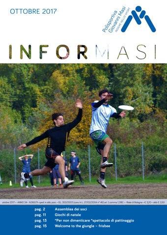 2972c054edd8 Informasi Ottobre 2017 by Polisportiva Giovanni Masi - issuu