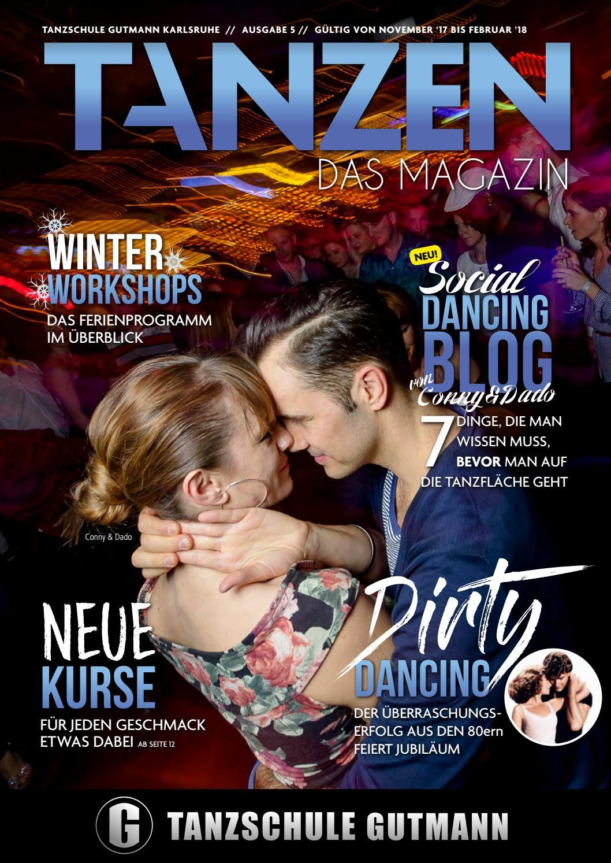 TANZEN - Das Magazin \'Tanzschule Gutmann Karlsruhe\' *Ausgabe 5* by ...