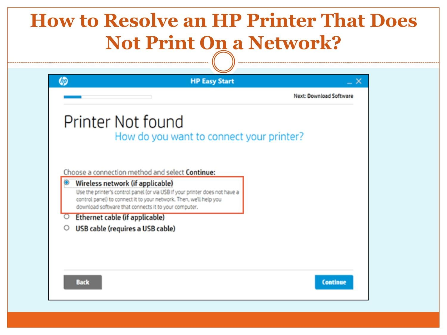Why the printer does not print 46