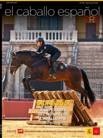 Revista El Caballo Español 2017 n.236 by Revista El Caballo Español ...