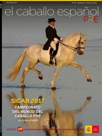 Revista El Caballo Español 2017 n.237 by Revista El Caballo Español ...