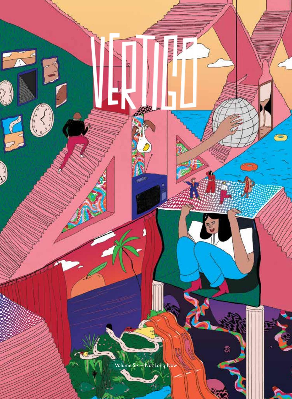 Volume Six  Not Long Now by UTS Vertigo - issuu d948a4651c6fb