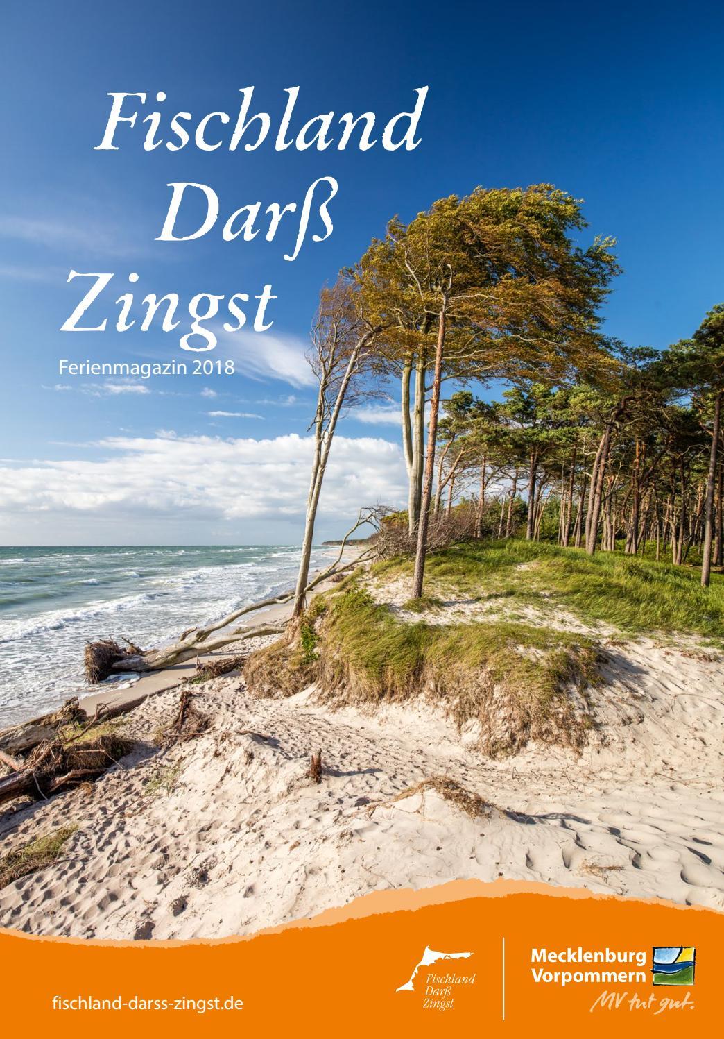 Ferienmagazin 20 by Tourismusverband Fischland Darß Zingst e.V. ...