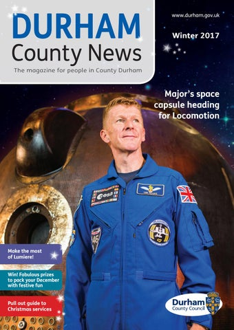 DCC Durham County News Winter 2017 by DCC Design and Print