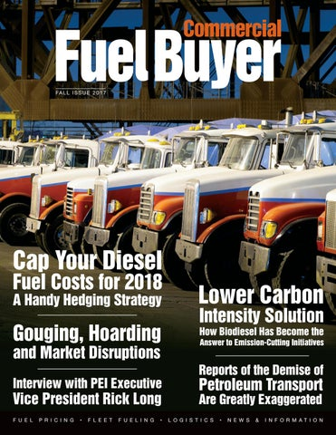 Commercial Fuel Buyer Fall 2017 by Fuels Market News - issuu
