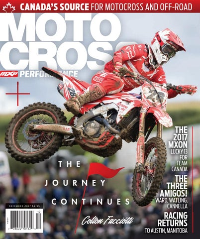 8a46bf73 18 02 MXP Magazine by Motocross Performance Magazine - issuu