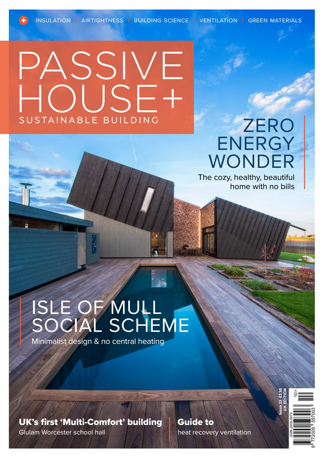 d9a688bf28188 Passive House Plus issue 23 (UK edition) by Passive House Plus ...