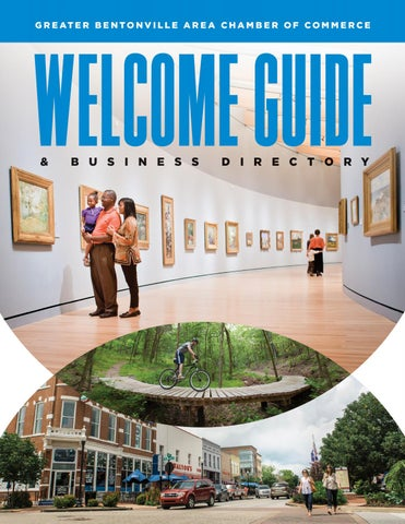 2017 Greater Bentonville Area Chamber of Commerce Welcome Guide ... 064c66825e08