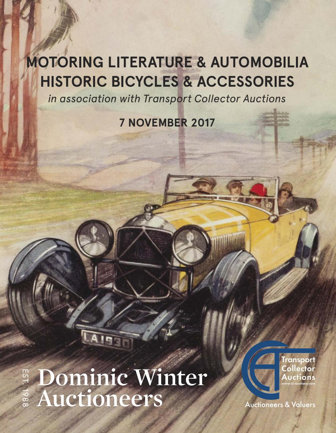 Dominic Winter Auctioneers By Jamm Design Ltd Issuu Automotive Diagrams Archives Page 185 Of 301 Wiring