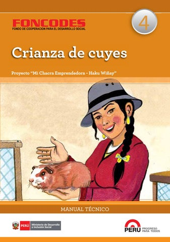 Crianza de cuyes by jose issuu.