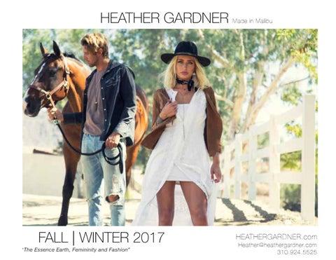 7e6d0bbe7 Heather Gardner Fall 2017 Line Sheet by Heather Gardner - issuu