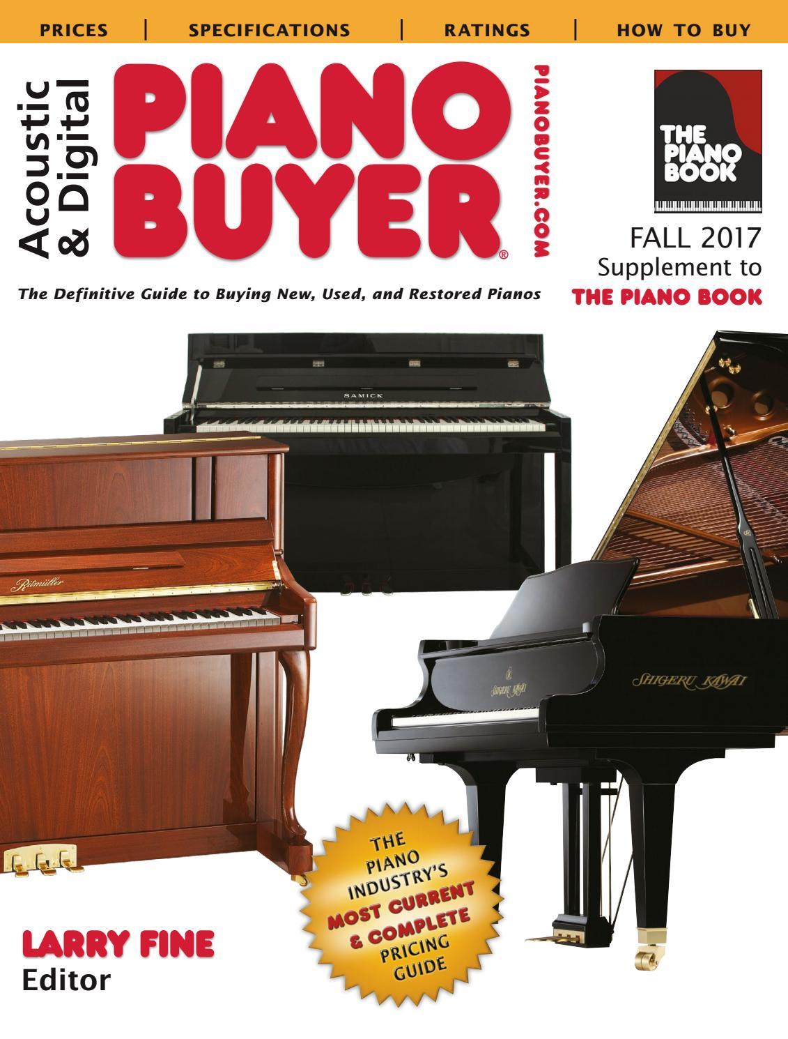 Acoustic Digital Piano Er Fall