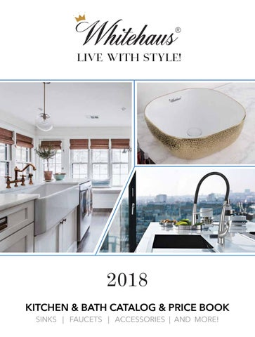 Whitehaus 2018 Catalog By Whitehaus Collection Issuu