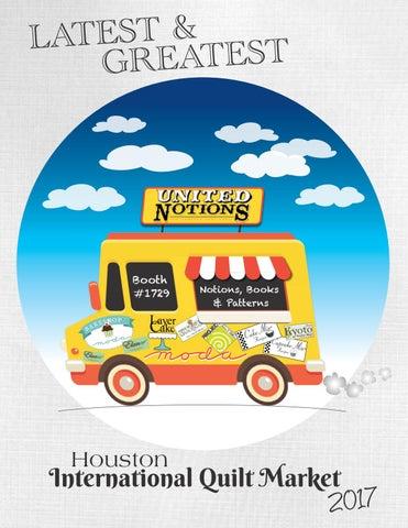 5540e043087 Houston Market Catalog 2017 by Moda Fabrics   United Notions - issuu