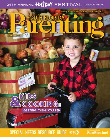 South Florida Parenting November 2017 issue by Forum
