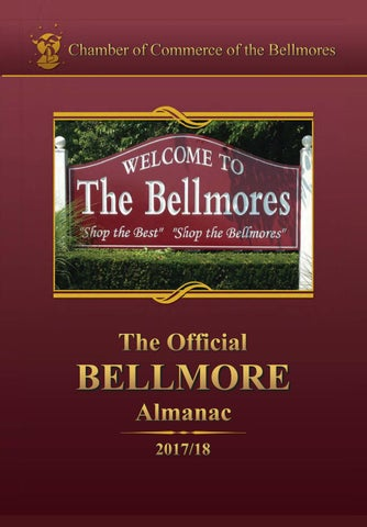 Bellmore chamber of commerce 2017 by Design2Pro - issuu
