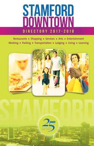 3d6b3c1f30 Stamford Downtown Directory 2017-2018 by cheryl vukelic - issuu