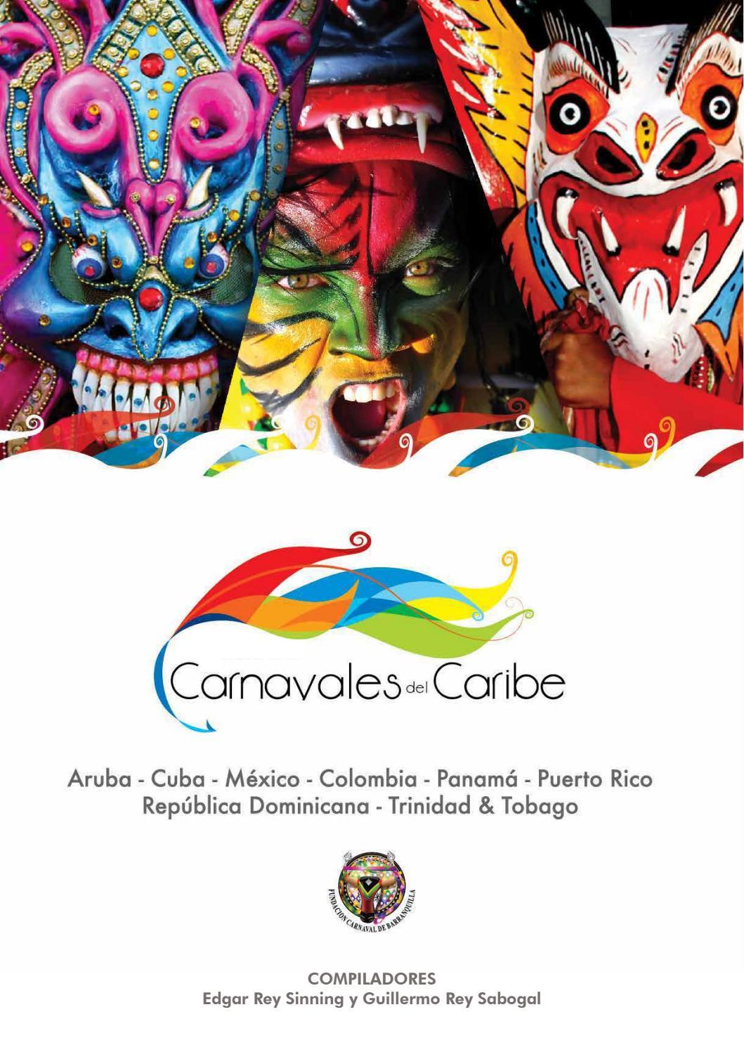 Carnavales del Caribe by Carnaval de Barranquilla - issuu