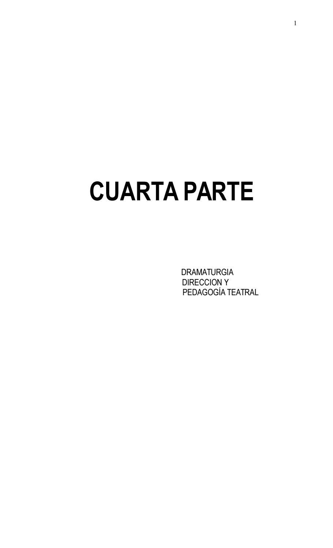 Cuarta parte Actualizada by spencerapp.cl - issuu