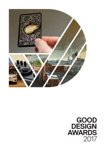 08a3fe8994 2017 Good Design Awards Yearbook by Good Design Australia - issuu