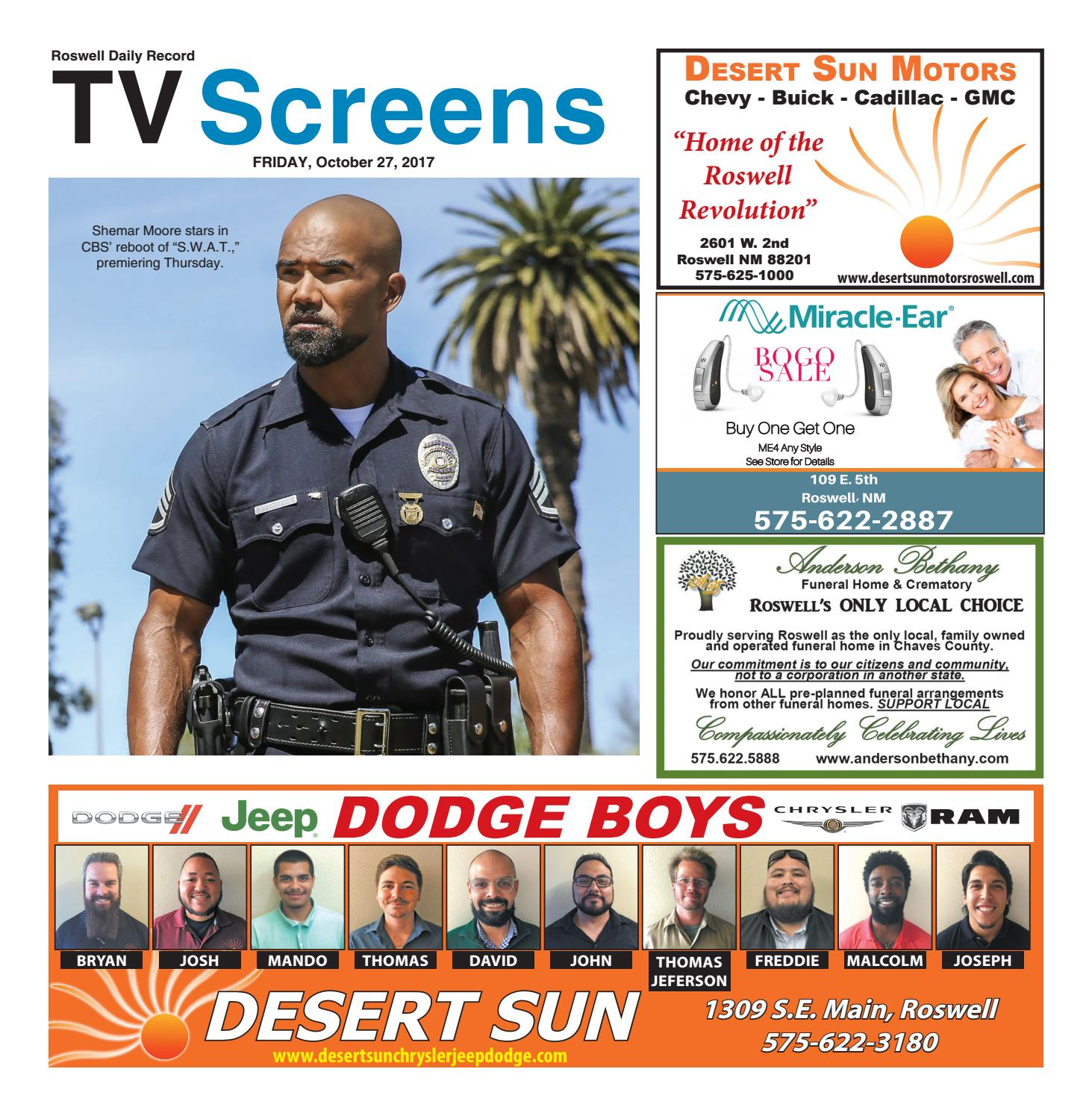 screens 10 27 17roswell daily record - issuu