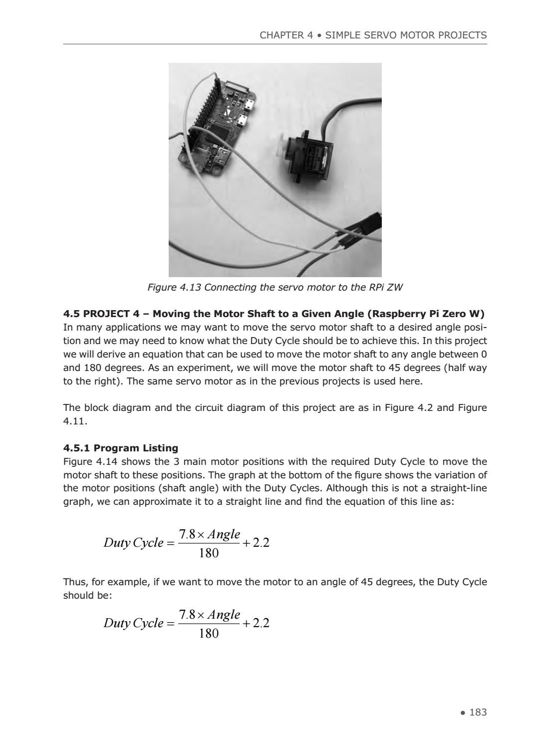 Motor Control Projects With Arduino And Raspberry Pi By Elektor Issuu Wiring Diagram Fig 1 7 Is Similar To A Single Line Block