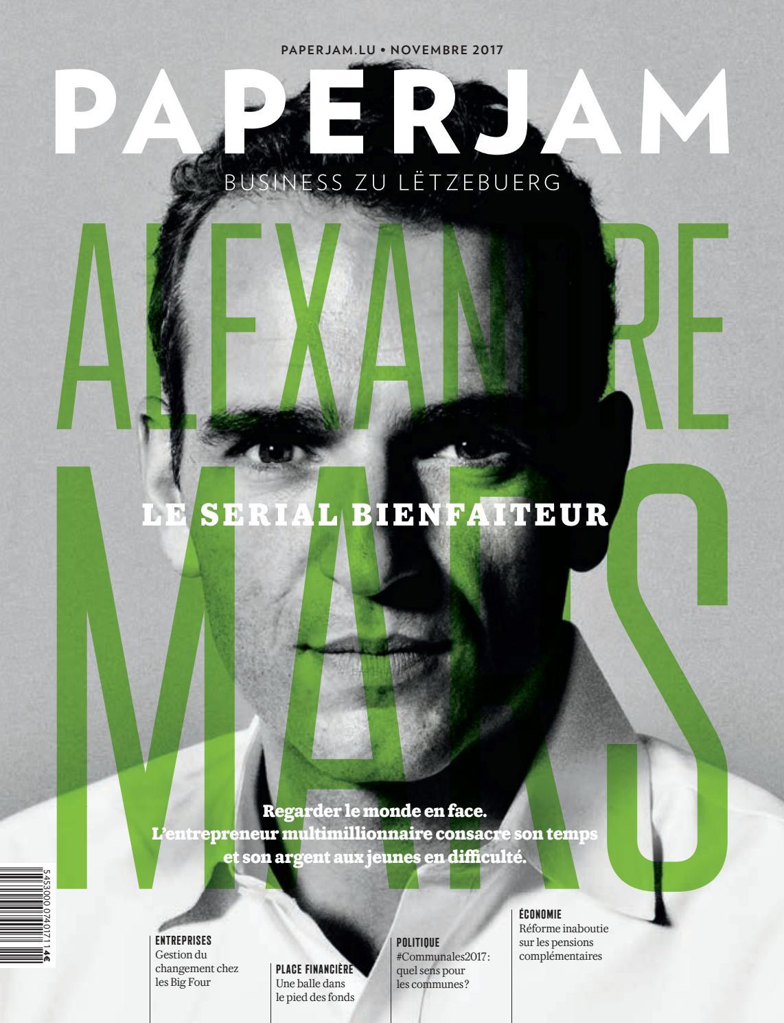 52a4de40489f01 Paperjam novembre 2017 by Maison Moderne - issuu