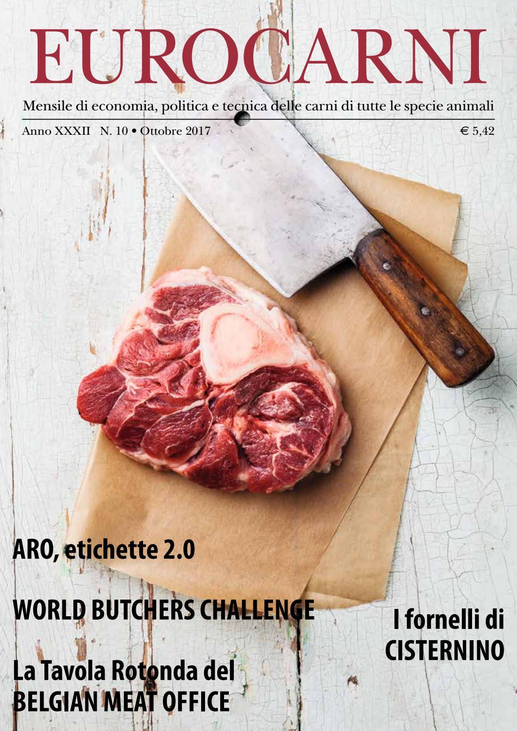 Eurocarni 10-2017 by EDIZIONI PUBBLICITA  ITALIA - issuu 455c23cc5994