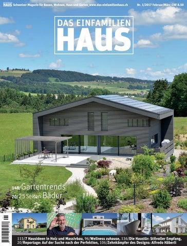 Schweizer magazin für bauen wohnen haus und garten www das einfamilienhaus ch
