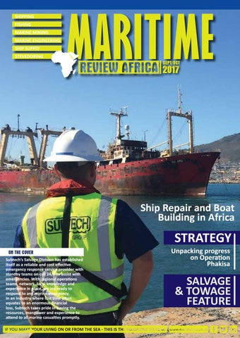 Maritime Review Africa September October 2017 by More Maximum