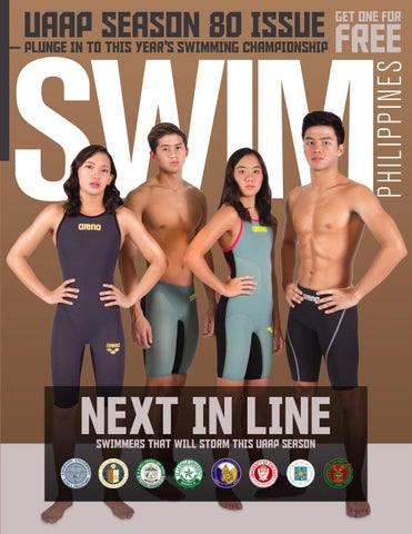 c7a0ee4deb4 UAAP SEASON 80 ISSUE PLUNGE IN TO THIS YEAR'S SWIMMING CHAMPIONSHIP