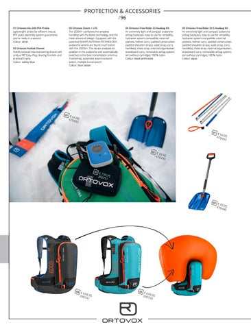 28d983032a Blue Tomato Freeski Catalogue 2017 18 by Blue Tomato - issuu
