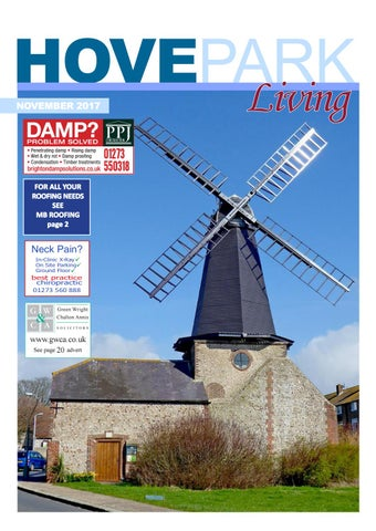 Hove Park Living November 2017 By Sussex Magazines Issuu