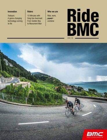 d6a900a6b4b Catalogo BMC 2018 by BikeMTB.net - issuu