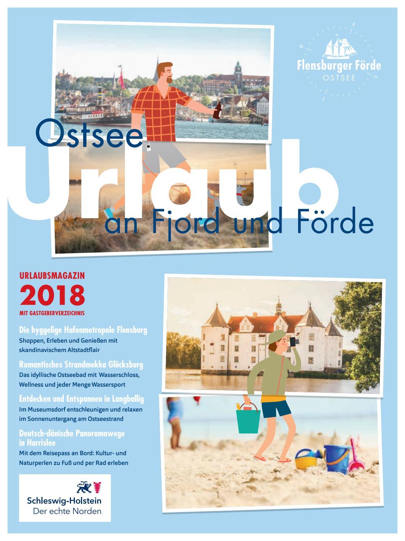 Flensburger Forde Urlaubsmagazin 2018 By Flensburger Forde Issuu
