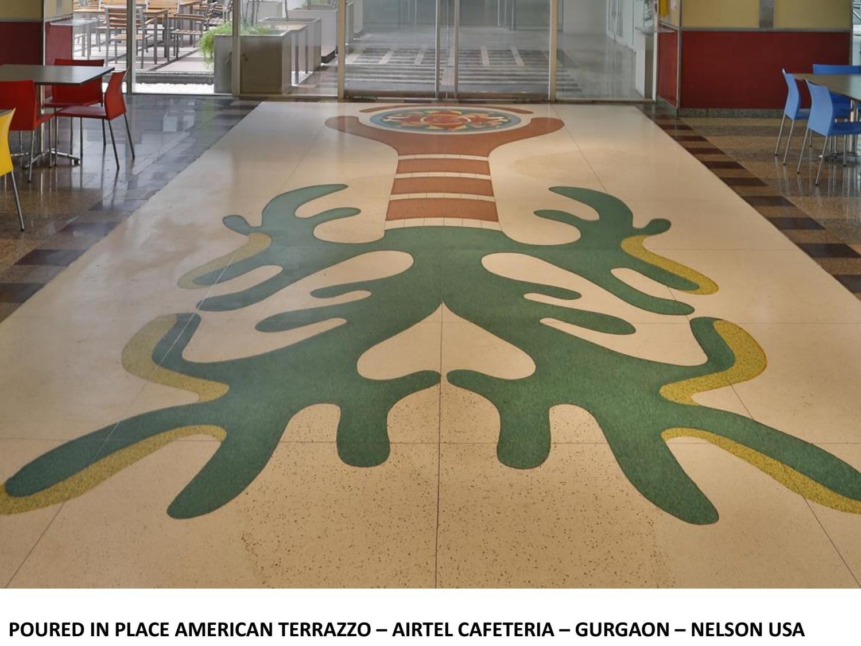 Terrazzo Tiles Nitco Tiles From Delhi India And Terrazzo