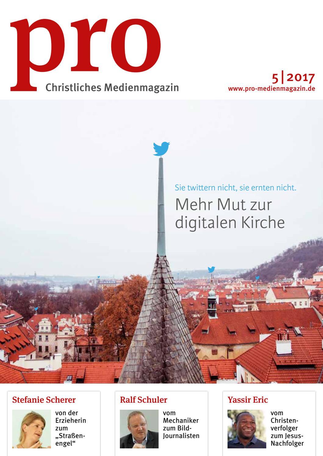 pro 05 2017 by Christliches Medienmagazin pro - issuu