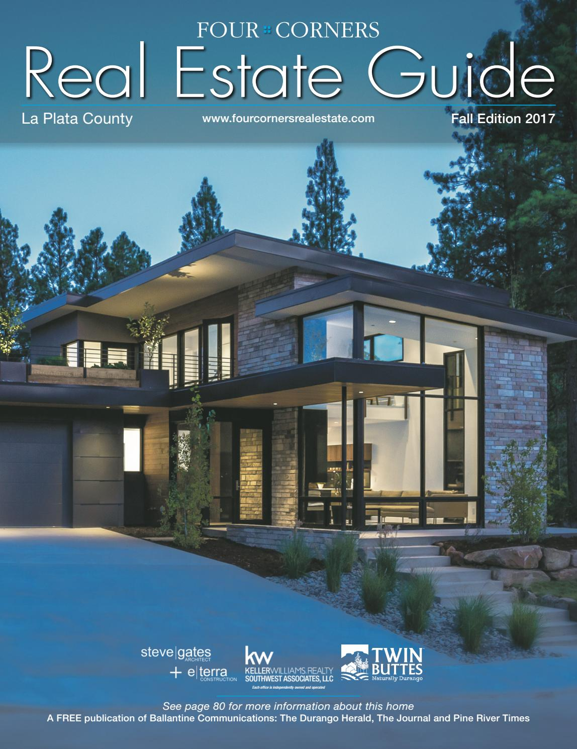 Four Corners Real Estate Guide - Fall 2017 by Ballantine ...
